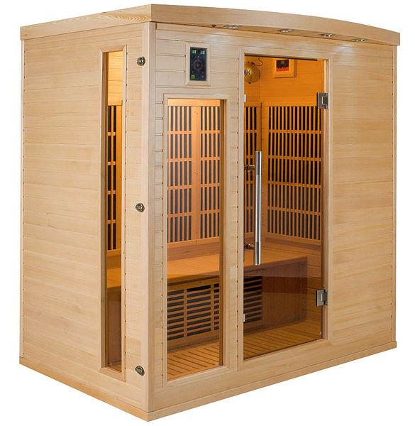 Sauna infrarouge Apollon 4 places