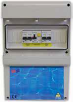 Coffrets électriques pour allumage en boîtier modulaire