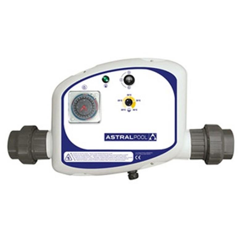 Rechauffeur electrique free module de chauffage for Rechauffeur electrique piscine