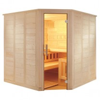 Sauna Vapeur Wellfun Corner