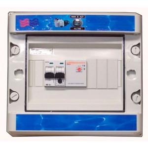 Coffret électrique piscines débordantes CDE220