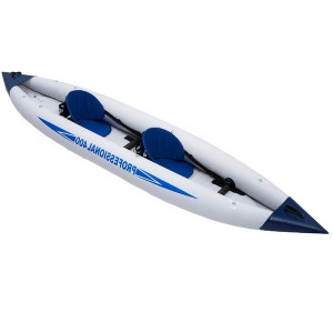 Kayak gonflable 2 persones configurable