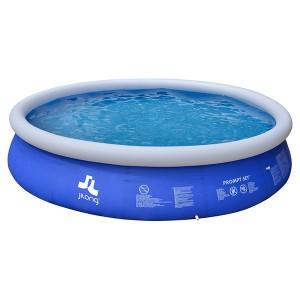 Piscine Gonflable marín blue 450 x 90 cm jilong circulaire