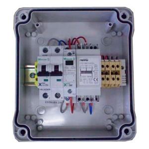 Coffret pour pièces piézo-électriques PPSTL