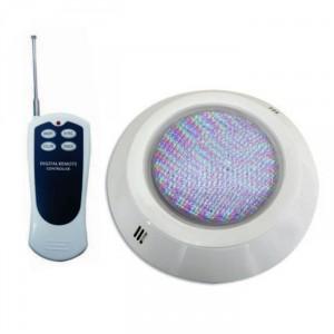 Proyector con lámpara LED RGB