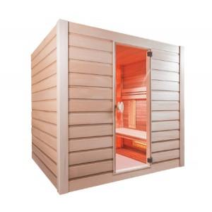 Sauna a vapeur Combi Sel