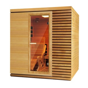 Sauna Infrarouges Alto Duo