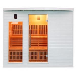 Sauna Soleil Blanc 5 places