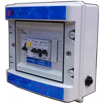 Coffret électrique jeux pompes CCD Coytesa