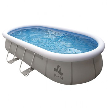 Piscina Hinchable Chínook Grey Jilong 540