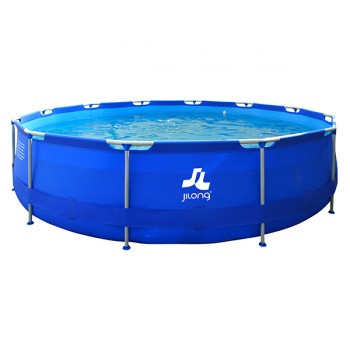Piscine Sirocco Blue Ø 360 x 76 cm démontable pvc