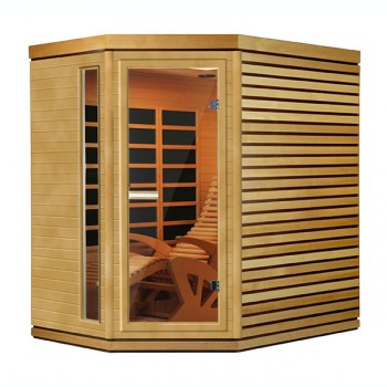 Sauna Infrarouge Alto Nature Solo