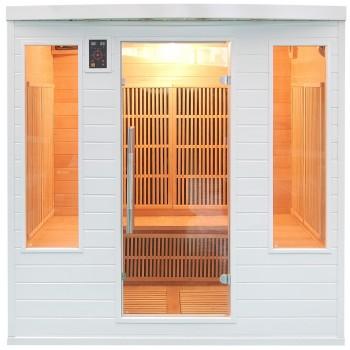 Sauna Soleil Blanc 4/5 Places