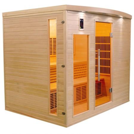 Sauna Infrarouges Apollon 5 places
