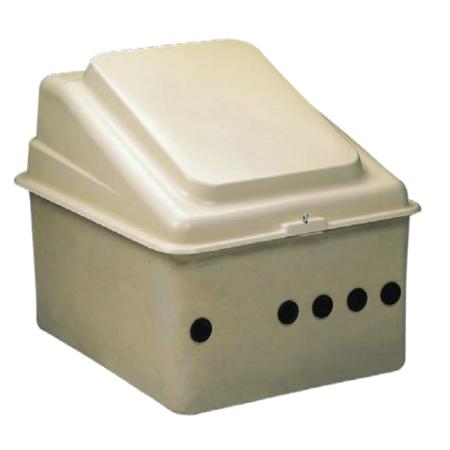 Coffre de filtration vide AstralPool
