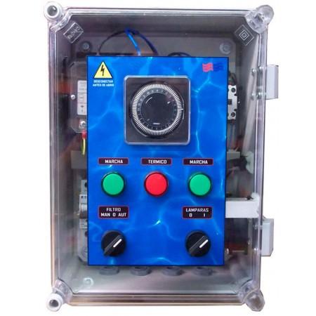 Coffrets électriques double isolation F1T