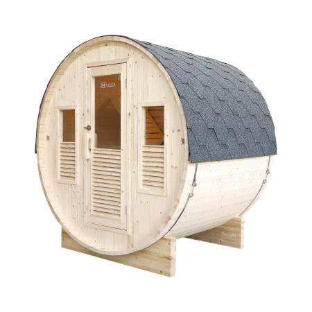 Sauna exterieur Gaïa Bella
