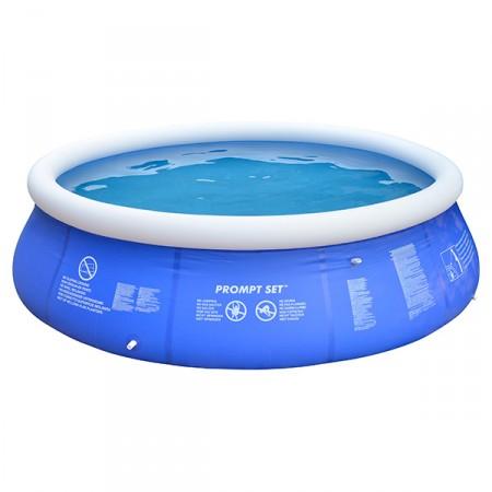 Piscine Gonflable marín blue 360x76cm jilong circulaire
