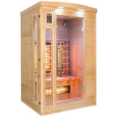 Sauna Infrarrojos Apollon 2