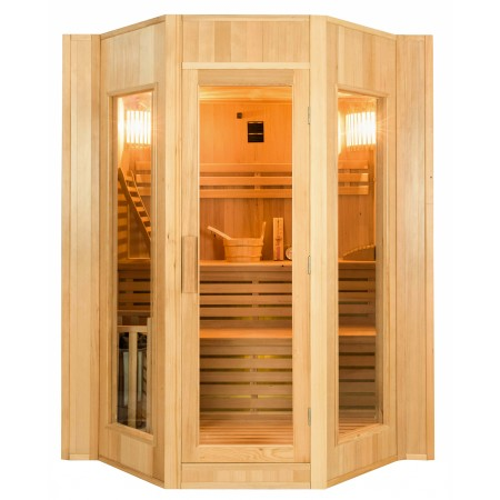 Sauna a Vapeur Zen 4 Personnes