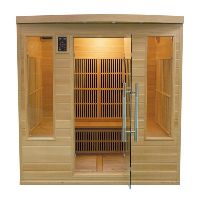 Sauna Infrarouge Apollon Club 4/5 Places