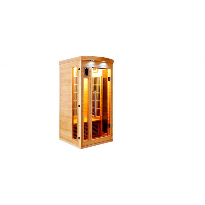 Sauna infrarouge Apollon 1 place
