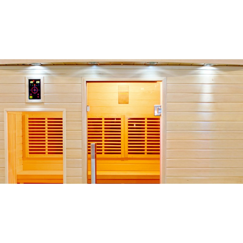 Sauna Infrarouges Apollon 5 places