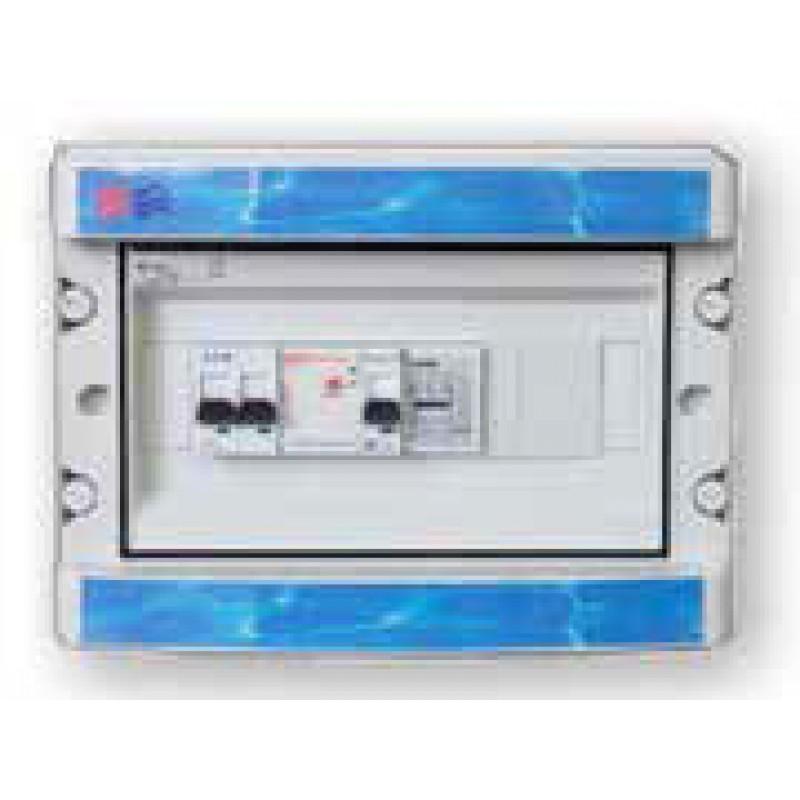 Coffret électrique piscines débordantes CDE220 4