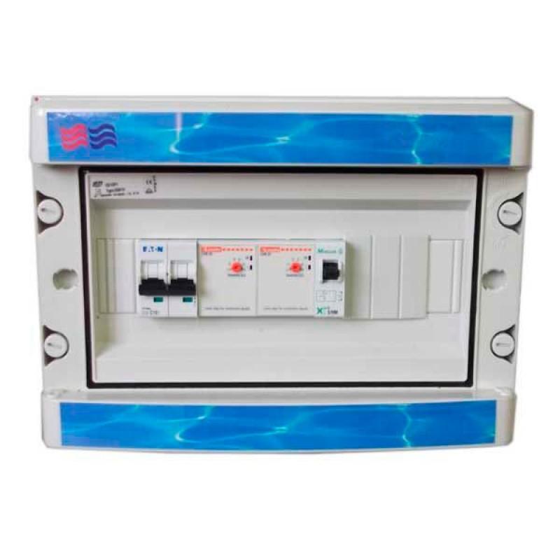 Coffret électrique piscines débordantes CDE220 3
