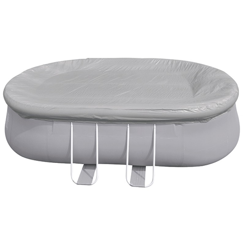 Cobertor Piscine Gonflable Chínook Grey Jilong
