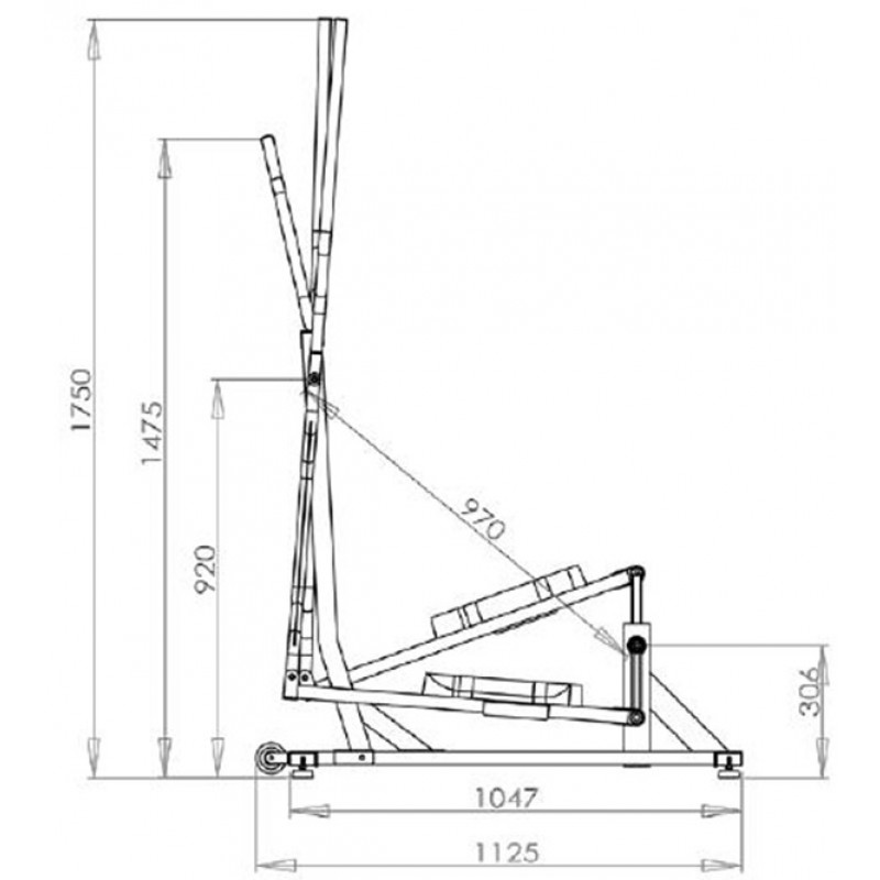 Aquafitness Elly - Dimensions