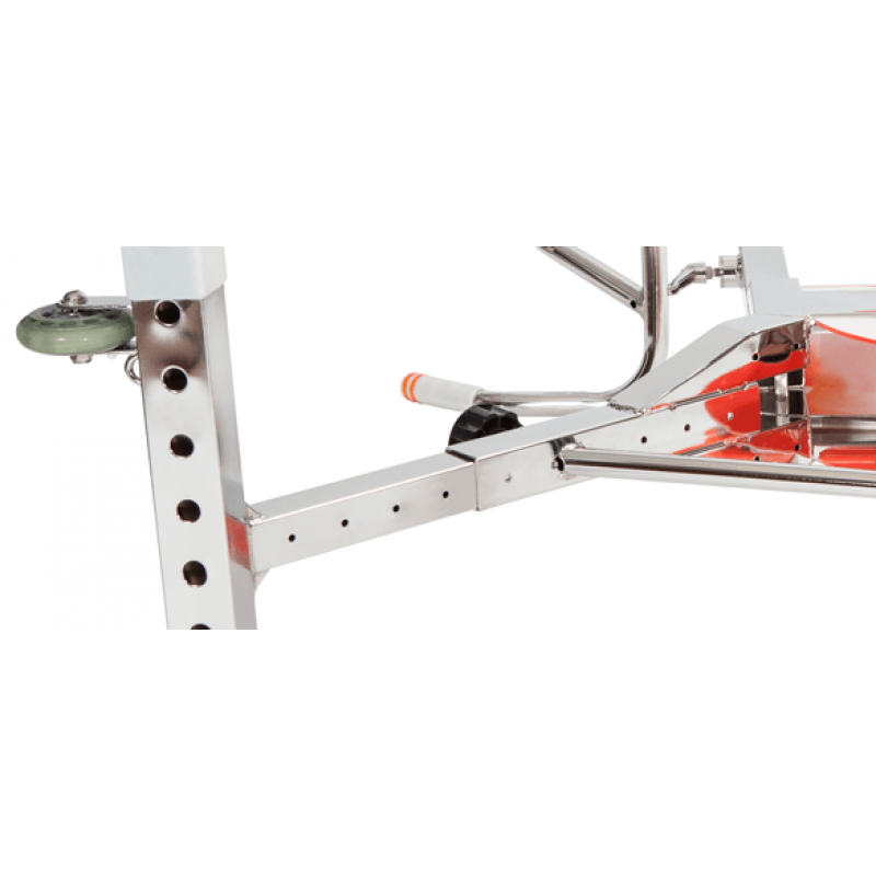 Velo Aquabike WR3 - Systeme de dranage Aquaspeed