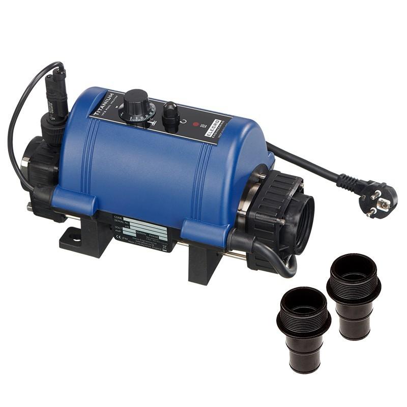 Chauffe-eau électrique Elecro Nano SPAS 1 à 6 kW