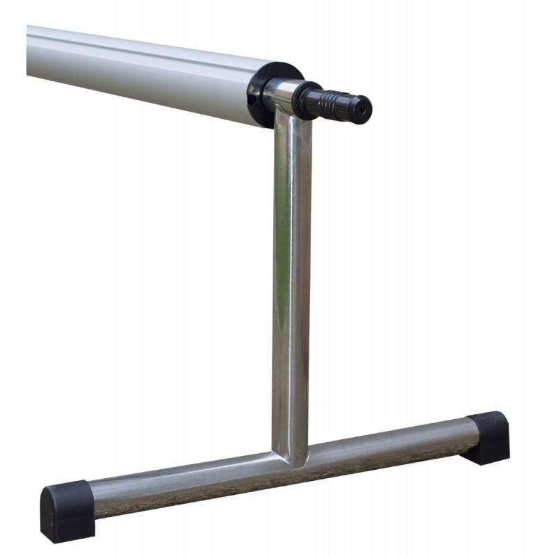 Enrouleur bâche piscine téléscopique Pro forme T