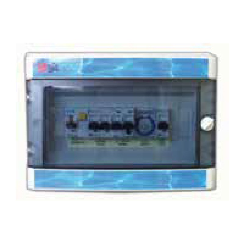Coffret électrique filtration electrolyse Coytesa