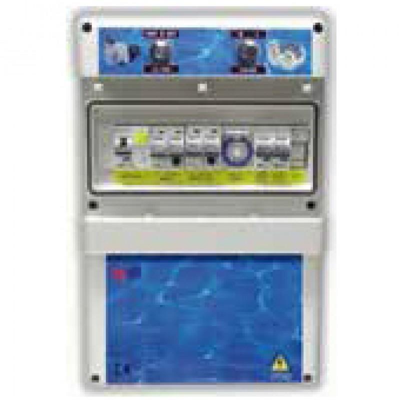 Coffrets électriques pour pompe de filtre et robot de nettoyage Coytesa