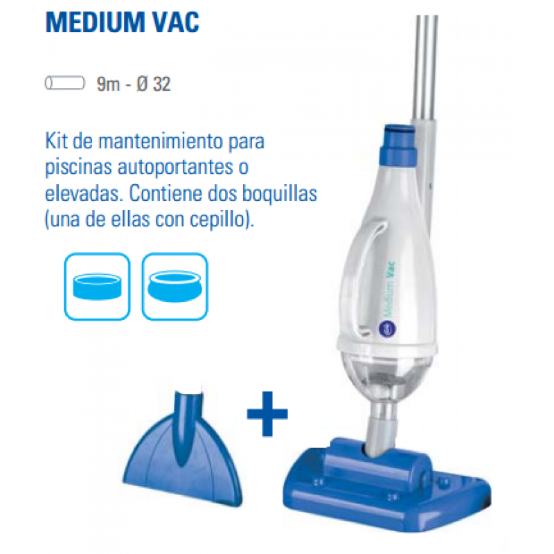 Robot Gre Medium Vac