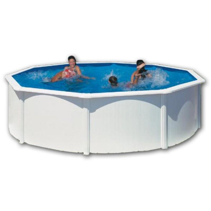piscine hors sol fidji ronde gre outlet piscines. Black Bedroom Furniture Sets. Home Design Ideas