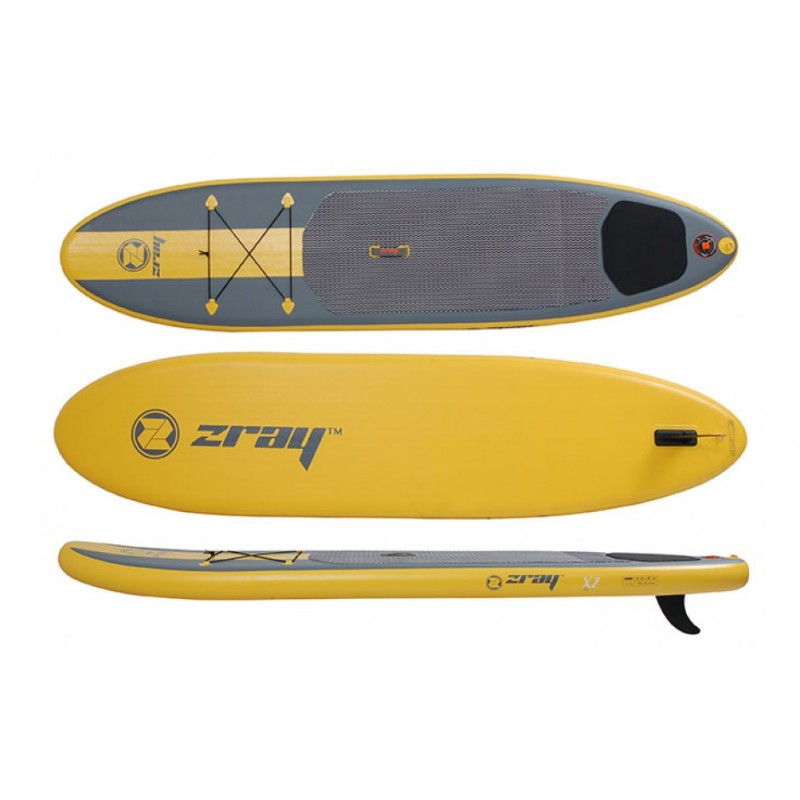 X2 Stand Up Paddle SUP Latéral