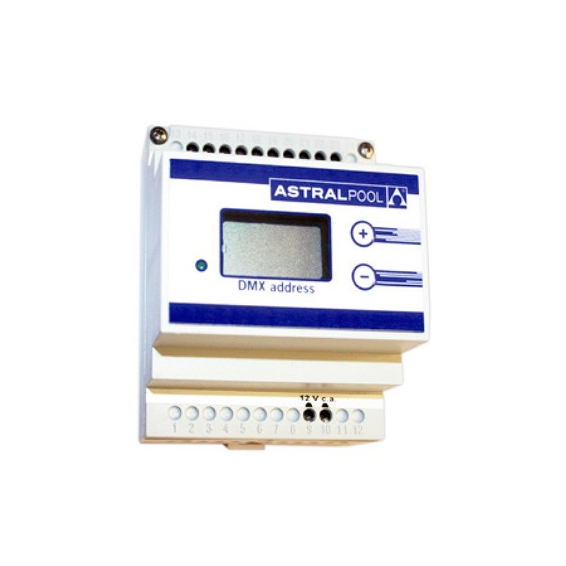 Modulateur RGB-DMX AstralPool