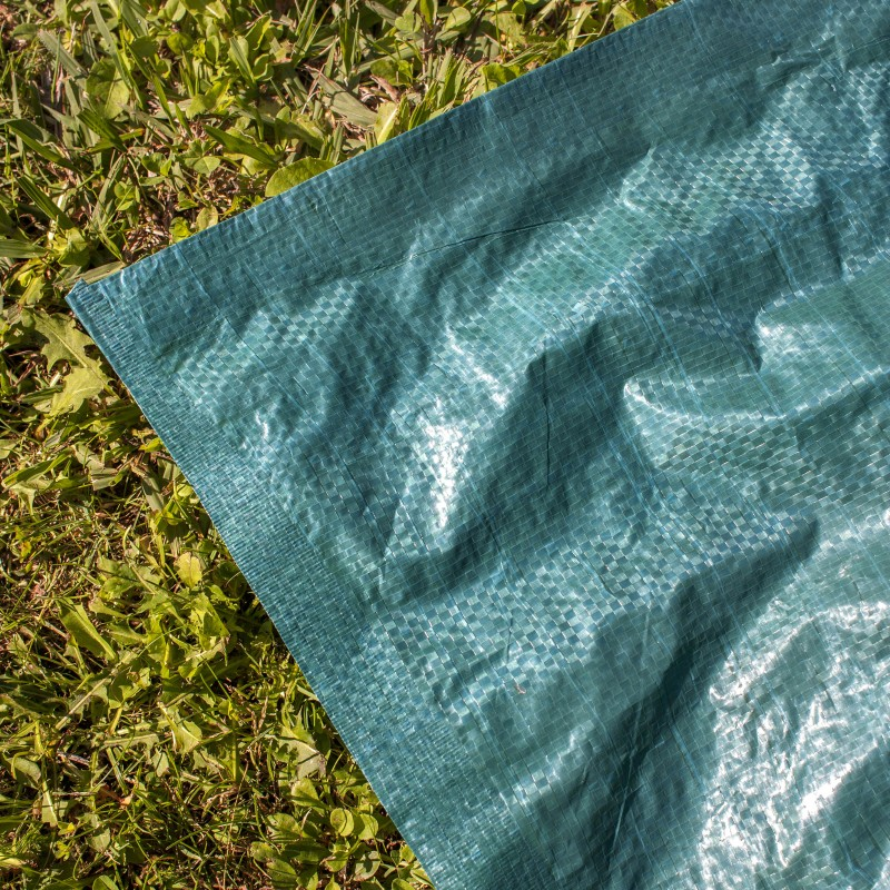Tapiz del suelo Piscina Córcega Ovalada