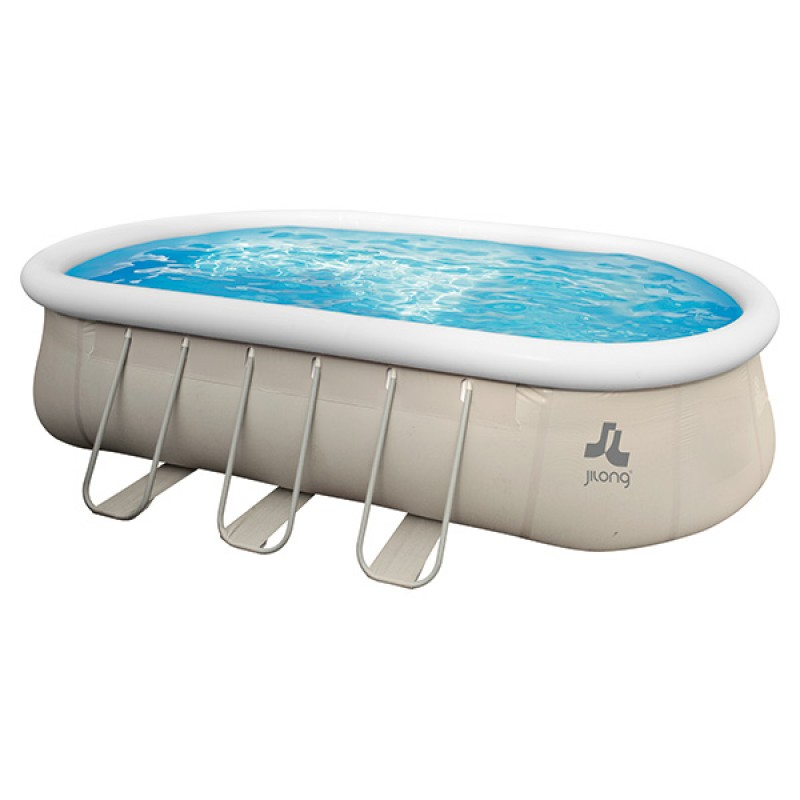 Piscine Gonflable Chínook Grey Jilong 610