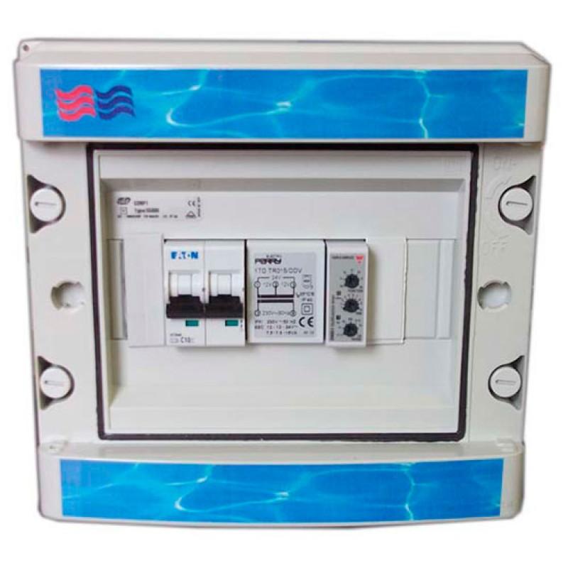 Coffret pour pièces piézo-électriques PPSTM