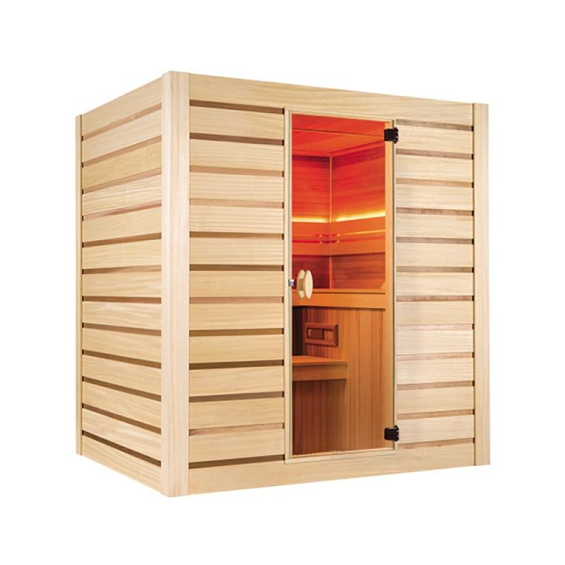 Sauna à Vapeur Eccolo