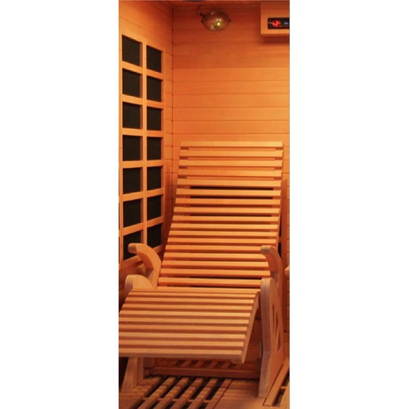 Sauna Infrarouge Alto Nature Solo