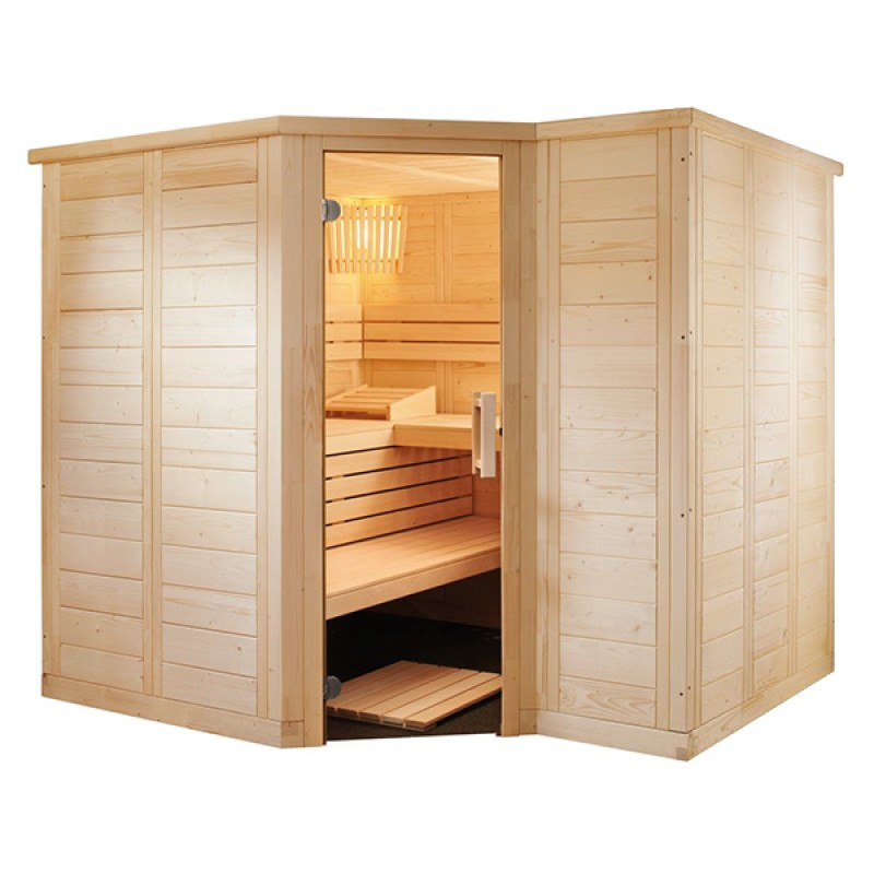 Sauna Vapeur Polaris Small Tradition Finlandaise