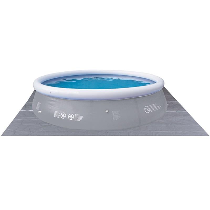 Tapis de sol jilong pour piscines marín grey