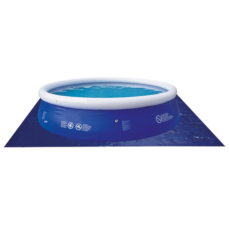 Tapis de sol protecteur pour piscines surélevées par jilong