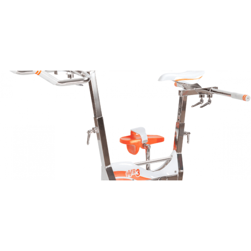 Velo Aquabike WR3 - Ergonomie verifiée