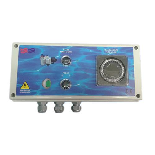 Coffrets électriques pour piscines COFFRE